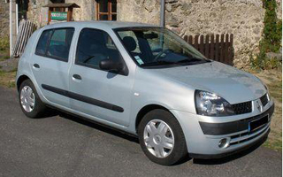 RENAULT clio2 1.5 DCI 65 CH EXPRESSION 5P